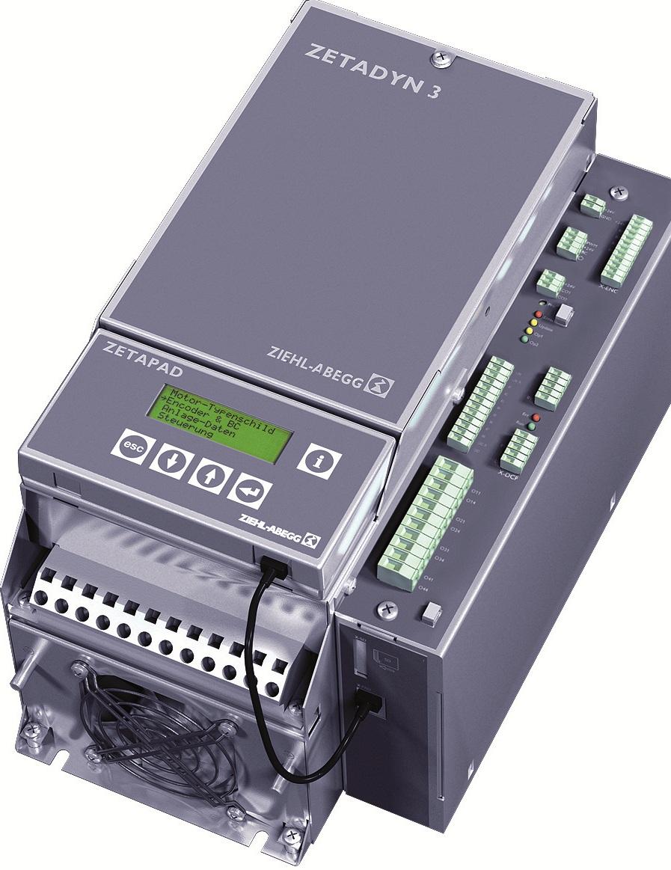 Aufzugsantrieb durch Frequenzumrichter von Aufzugtechnik Burghartz