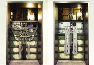 Türantriebe für Aufzüge von Aufzugtechnik Burghartz