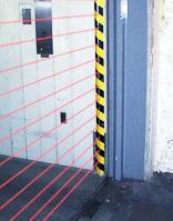 Lichtgitter für Fahrkorbtüren von Aufzugtechnik Burghartz